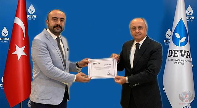 Kırıkhan'ın DEVA'sı Mustafa Toprak