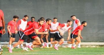 Hatayspor, Sivasspor maçı hazırlıklarını tamamladı