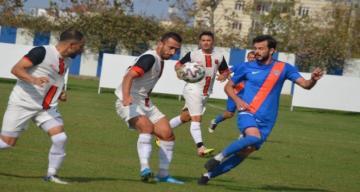 İskenderun FK: 4 – Yozgatspor 1959 FK: 1