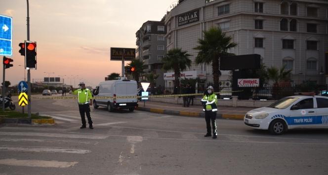 Kırıkhan'da Bomba Paniği