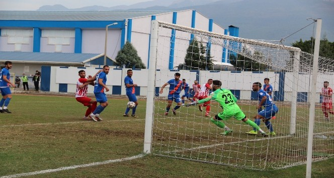 İskenderun FK: 1 – Karaman Belediyespor: 1
