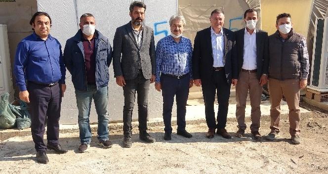 Hatay'da hedef 3 bin ton mantar üretimi