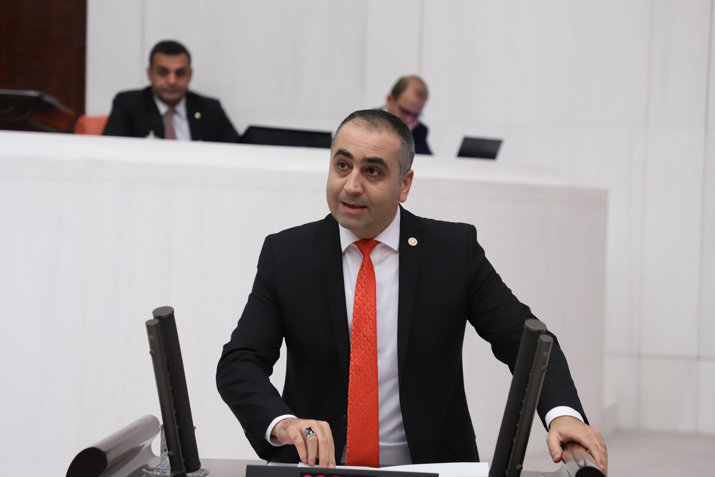 """KAŞIKÇI """"BELEN'DEKİ YOĞUNLUK TÜM HATAY'IN ORTAK ÇİLESİ"""""""