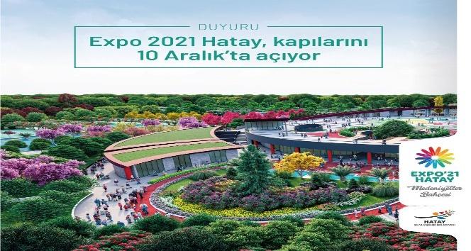 """Expo 2021 Hatay""a Covid-19 nedeniyle yeni tarih"