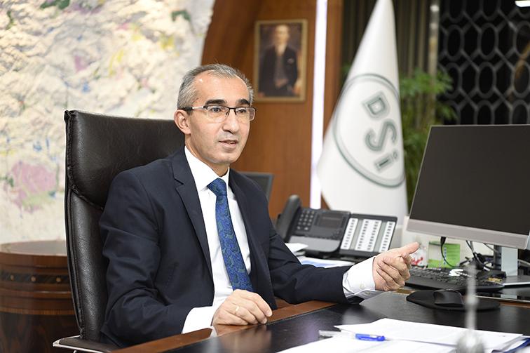 DSİ SON 18 YILDA HATAY'DA 7 BARAJ 3 GÖLET YAPTI