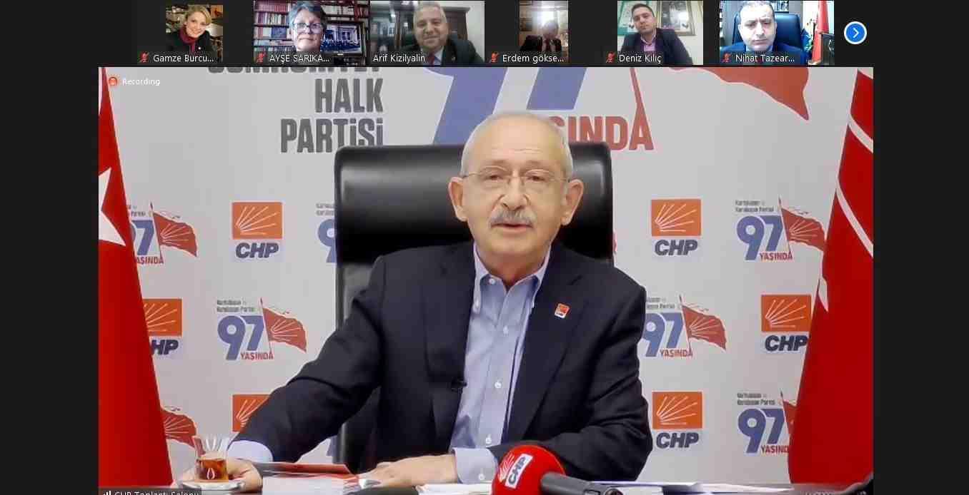 Kılıçdaroğlu'ndan Hatayspor'a Kutlama