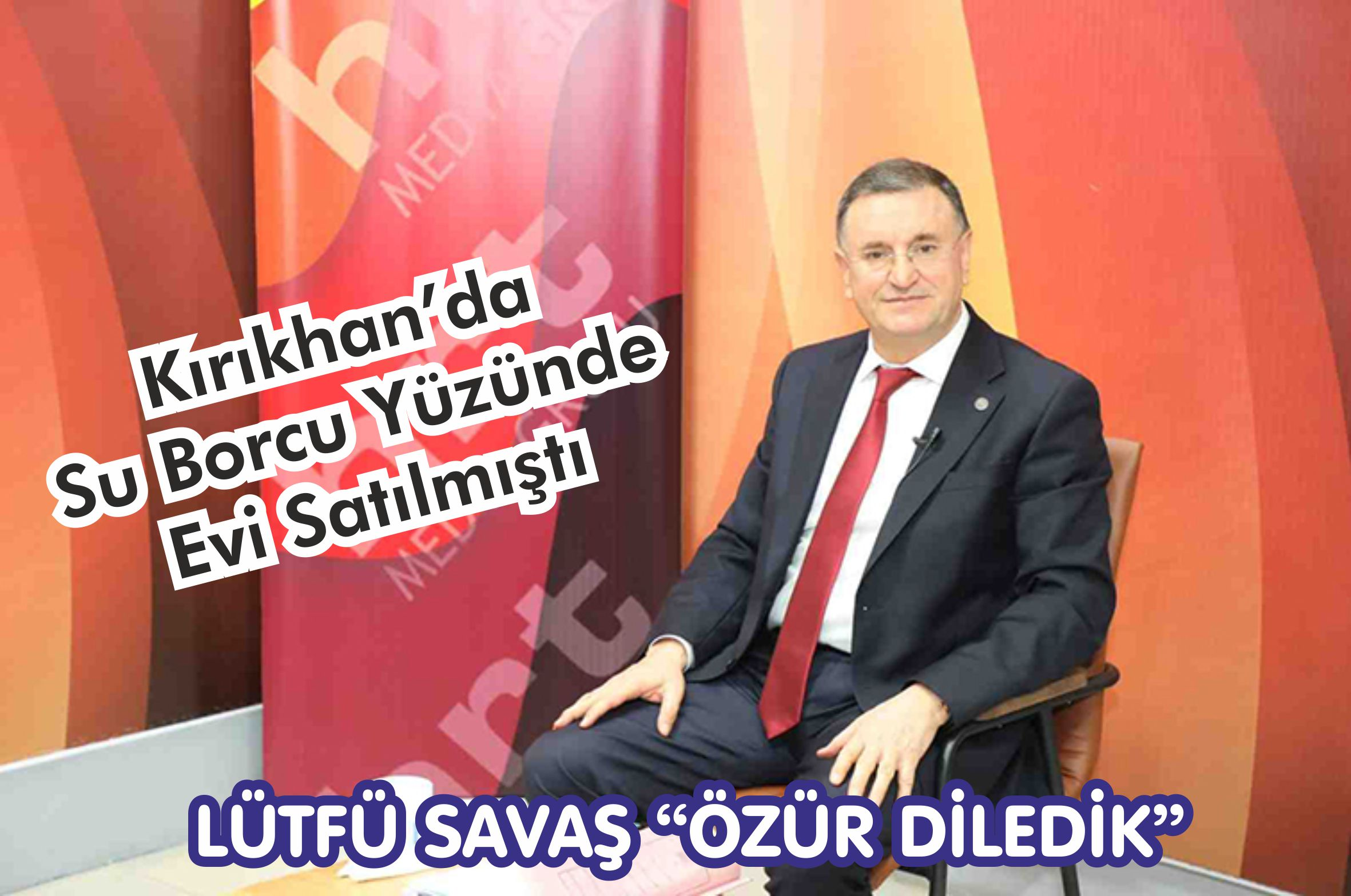 """SAVAŞ """"ARAYIP ÖZÜR DİLEDİK"""""""