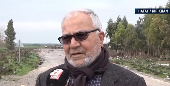 HBB Kırıkhan Halkının Sağlığıyla Oynuyor