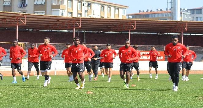 Hatayspor, BB Erzurumspor maçının hazırlıklarını tamamladı