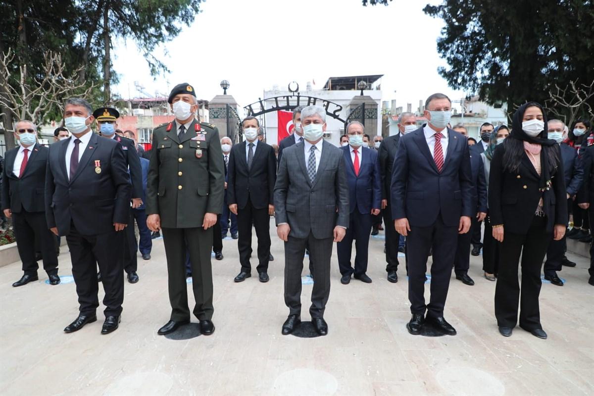 """Vali Doğan """"Türk milletin neleri başarabileceğini ispatladınız"""""""