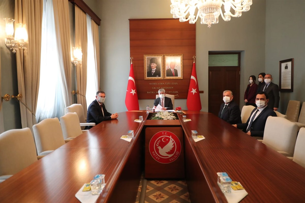 Mehmet Şah Vakıf İşhanı Alanı Şehir Meydanı Olacak