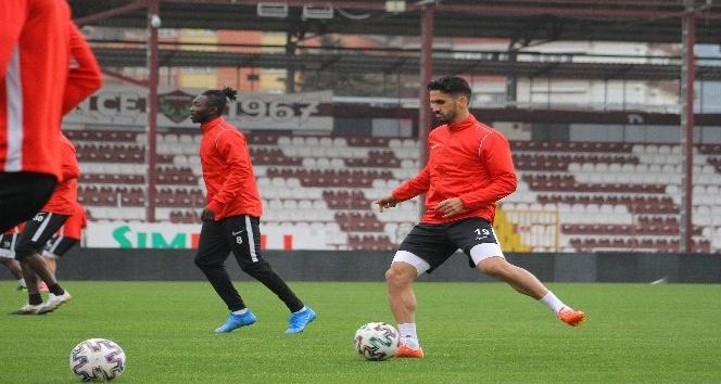 Hatayspor, Sivasspor maçının hazırlıklarını tamamladı