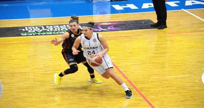 Hatay Büyükşehir Belediyespor: 63 – Galatasaray: 74