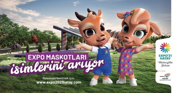 CHP'li Büyükşehir Belediye Başkanları EXPO Hatay Maskotları İçin Oy Kullandı