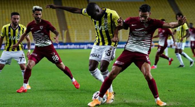 Fenerbahçe'nin Hatayspor'la oynayacağı hazırlık maçı iptal edildi