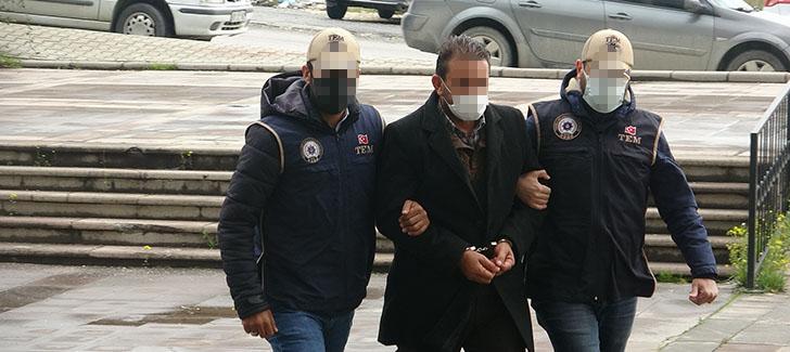 Kırıkhan'daki terör operasyonunda 1 kişi tutuklandı