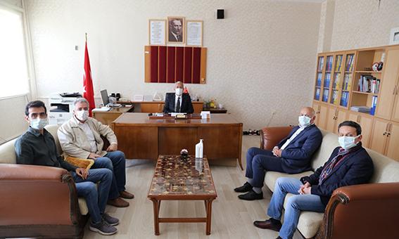 İl Milli Eğitim Müdürü Kırıkhan'da
