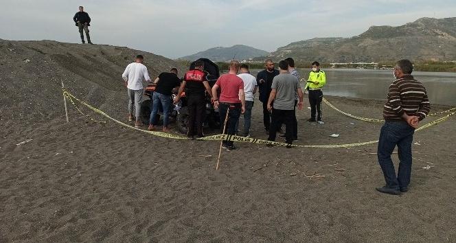 Hatay'da devrilen ATV'nin sürücüsü öldü