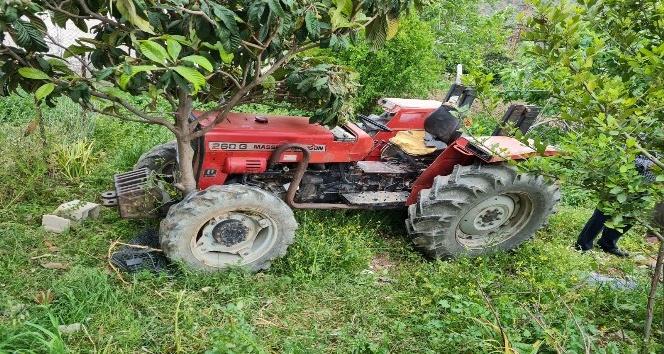 Bir Traktör Kazası Daha :1 Ölü