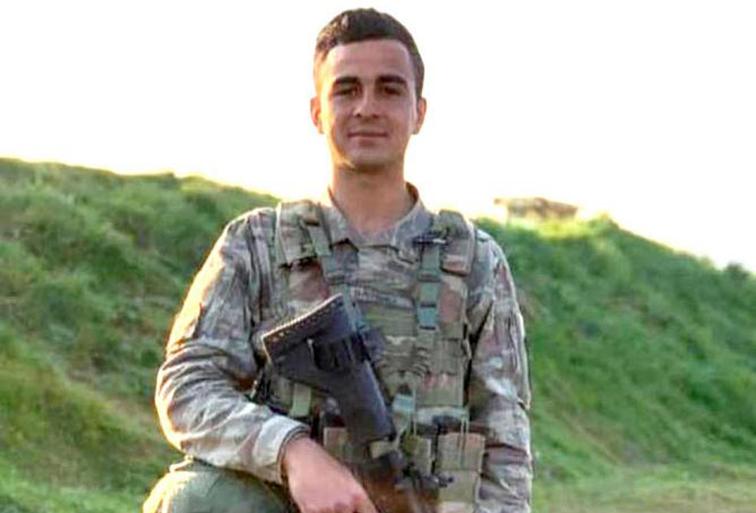 Hatay'lı yaralı askerin tedavisi GATA'da devam ediyor