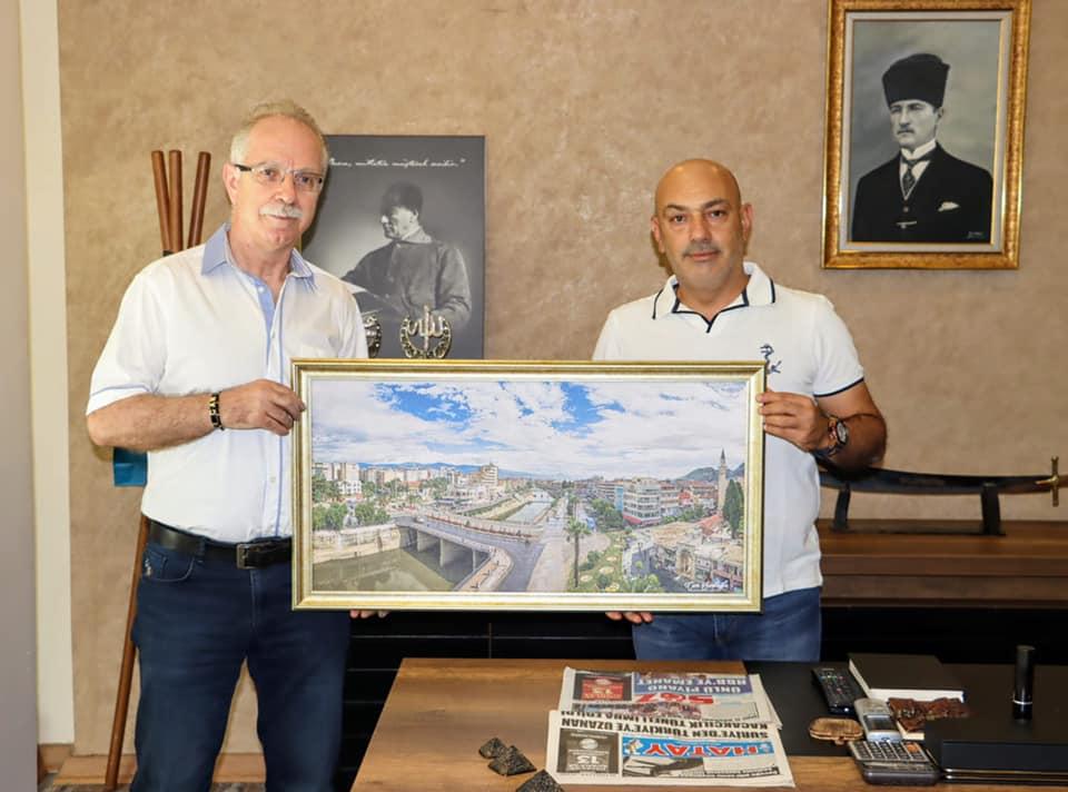 HAFSAD'TAN TEMİZYÜREK'E ZİYARET