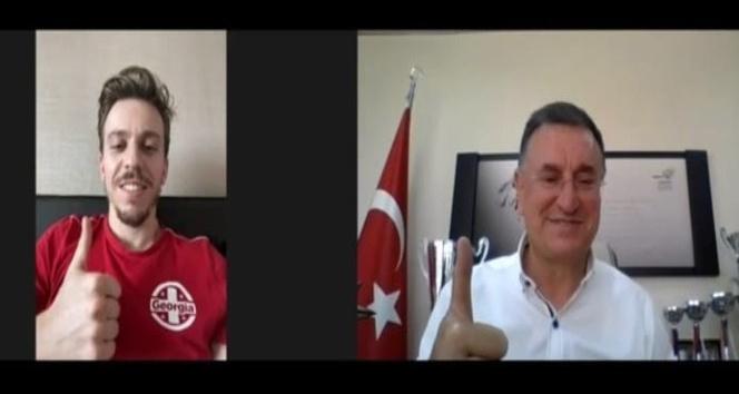 Saba Lobjanidze Hatayspor'da