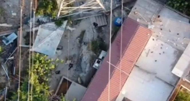 İskenderun'da firari hükümlü drone destekli operasyonla yakalandı