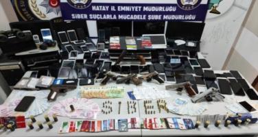Hatay merkezli yasadışı bahis operasyonu: 80 gözaltı