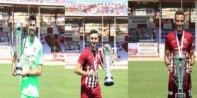 Hatayspor'da 3 futbolcu ile yollar ayrıldı