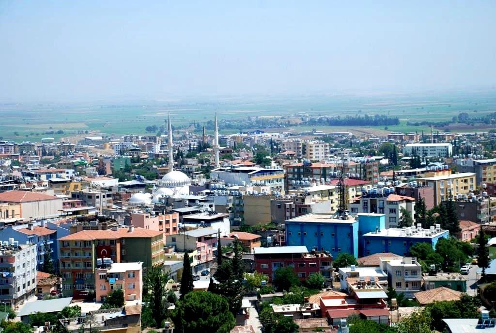 KIRIKHAN'IN EN KALABALIK MAHALLESİ CUMHURİYET
