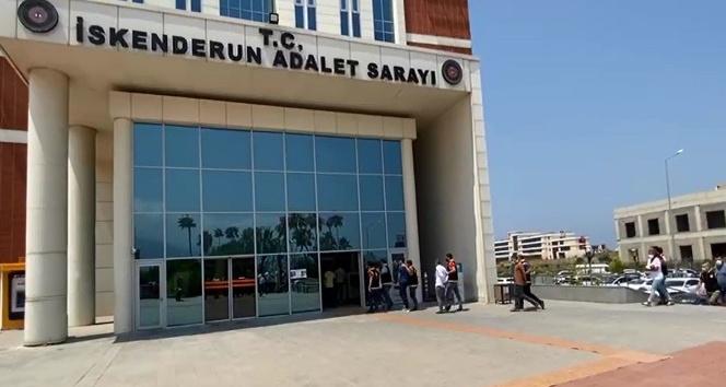 İskenderun'da çeşitli suçlardan aranan 11 kişi tutuklandı
