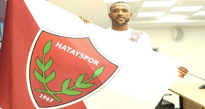 Ayoub El Kaabi, A. Hatayspor'da