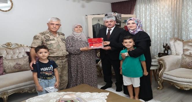 Jandarma Genel Komutanı Arif Çetin Hatay'da