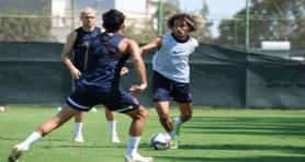 Hatayspor'da, Kayserispor maçının hazırlıkları başladı