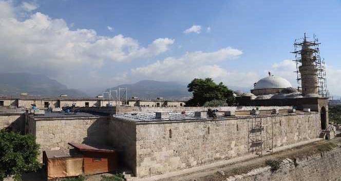 Tarihi 2. Selim Camii restore ediliyor