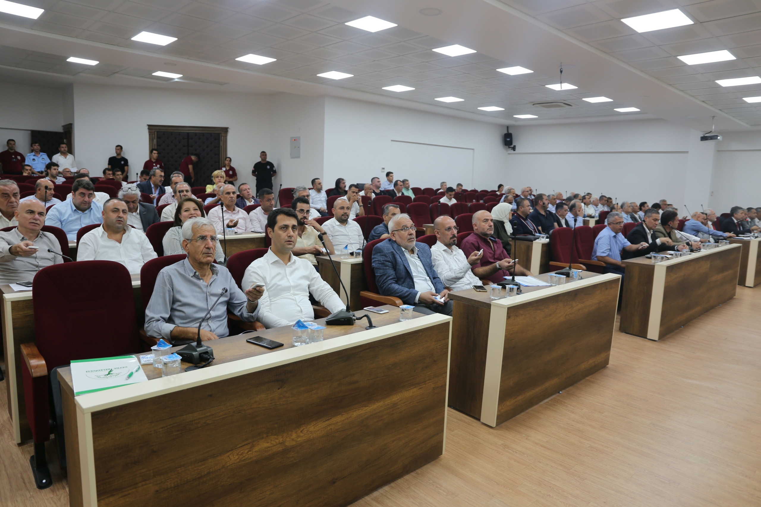 Hbb Eylül Meclisi Toplantısı Yapıldı
