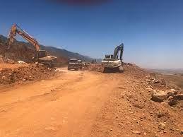 Kırıkhan Organize Sanayi Bölgesinde Çalışmalar Devam Ediyor