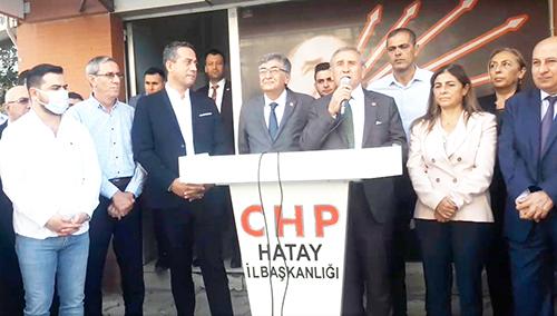"""""""İKTİDARA GİDEN YOL HATAY'DAN GEÇİYOR"""""""