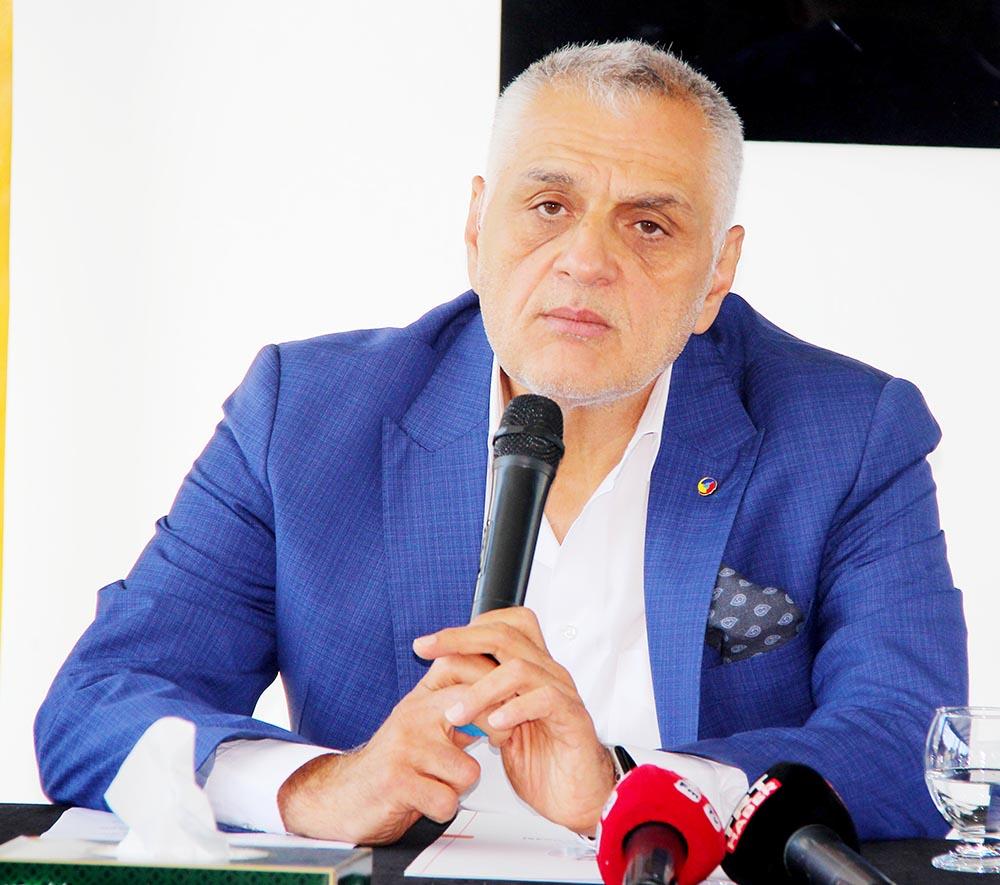 """ÇİNÇİN """"OTOYOL ETÜT PROJESİ 2022'DE BİTECEK"""""""