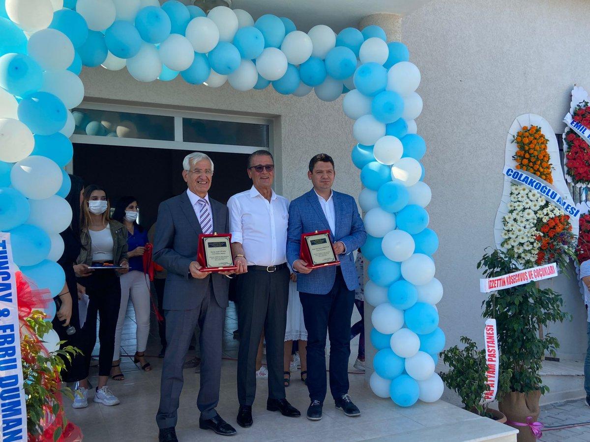 Taziye ve Kültür Evi Törenle Açıldı